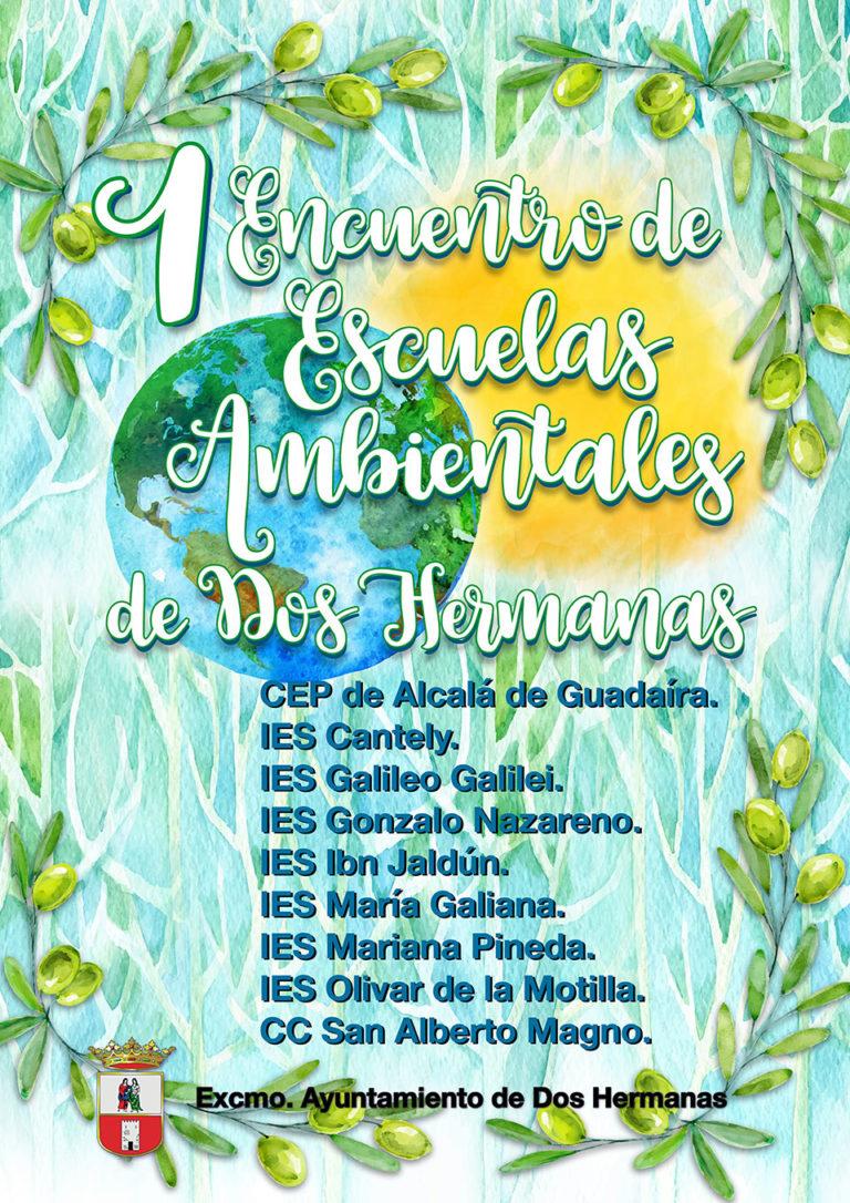 """Buena Experiencia Educativa """"I Encuentro de Escuelas Ambientales de Dos Hermanas"""""""
