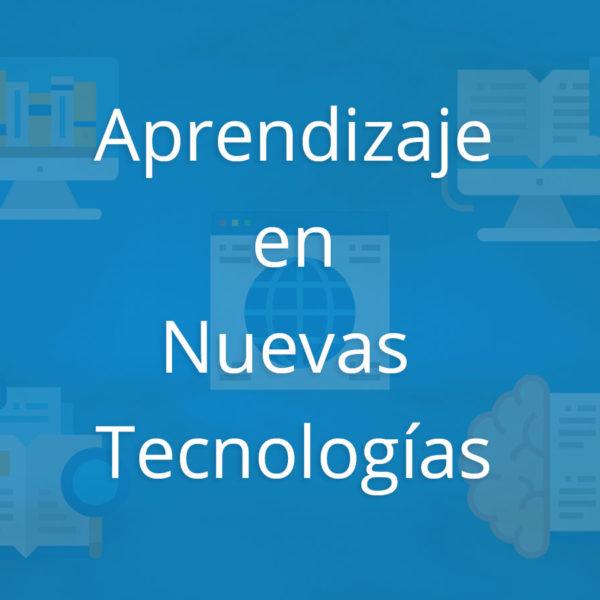 Aprendizaje Nuevas Tecnologias