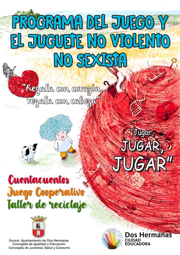 Programa del Juego y el Juguete No Violento No Sexista