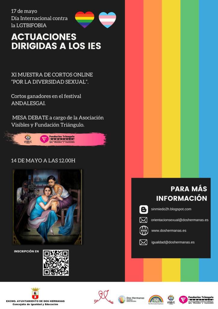 """XI Muestra de Cortos """"Por la Diversidad Sexual"""""""