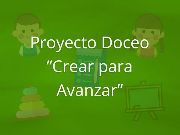 Proyecto Doceo Crear para Avanzar